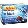 Emergen-C Vitamin C Energy Booster Triple Berry 1000 mg - 30 Packets