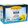 Emergen-C MSM Formula Lite Lemon-Lime 1000 mg - 30 Packets