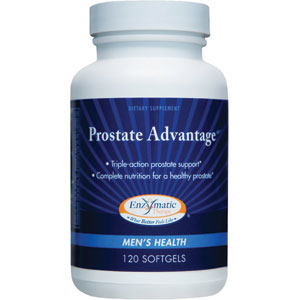 Enzymatic Therapy Prostate Advantage 120 Softgels