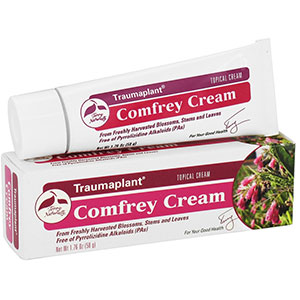 Terry Naturally Traumaplant Comfrey Cream 1.76 oz