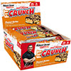 FortiFX Fit Crunch Peanut Butter Protein Bar by Chef Robert Irvine - Twelve 88 gm Bars