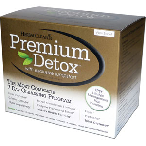 Herbal Clean Premium Detox By BNG Enterprises 7 Day Program