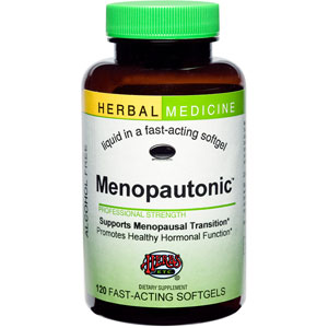 Herbs Etc. Menopautonic 120 Softgels