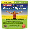 Herbs Etc. Allergy ReLeaf System 60 Softgels & 60 Tablets
