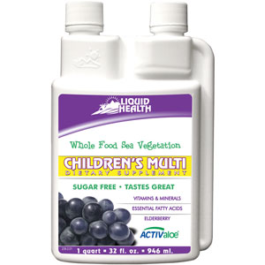 Liquid Health Children's Multiple 32 oz