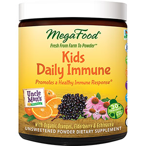MegaFood Kids Daily Immune Nutrient Booster Powder - 30 Servings