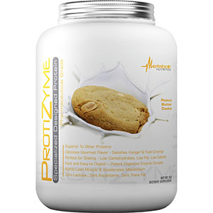 Metabolic Nutrition Protizyme Specialized Protein - Peanut Butter Cookie 5 lb
