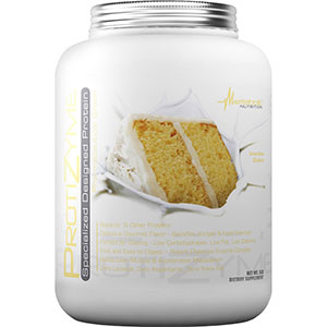 Metabolic Nutrition Protizyme Specialized Protein - Vanilla Cake 5 lb