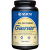 MRM All Natural Gainer 3.3 lbs - Rich Vanilla