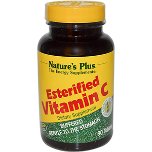 Nature's Plus Esterified Vitamin C 90 Tablets
