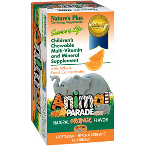 Nature's Plus Source of Life Animal Parade - Chewables