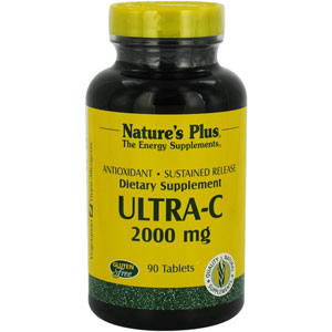 Nature's Plus Ultra-C 2000 mg 90 Tablets