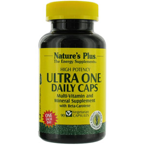 Ultra One Daily Caps By Nature's Plus