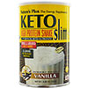 KETOslim Vanilla Shake with Critical Keto-Nutrients 363 gm - 11 Servings