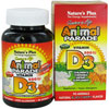 Source of Life Animal Parade Vitamin D3 500 IU Children's Chewable