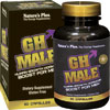 Nature's Plus GH Male 60 Capsules