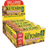 KETOslim Chocolate Almond Crunch High Protein Bar - 12 Bars