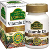 Source of Life Garden Vitamin D3 5000 IU - 60 Vcaps