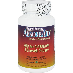 AbsorbAid Digestive Enzyme 90 Vcaps