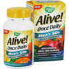 Alive! Once Daily Men's 50+ 60 Tablets