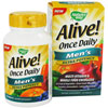 Alive! Once Daily Mens Ultra Potency 60 Tablets