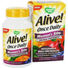 Alive! Once Daily Womens 50+ - 60 Tablets