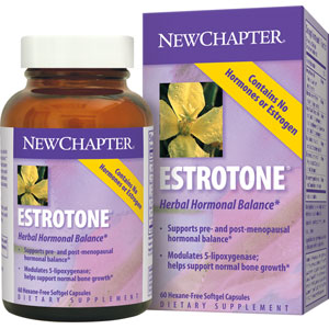 New Chapter Estrotone 60 Tablets