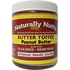 Naturally Nutty Butter Toffee Peanut Butter 8 oz - 7 Servings