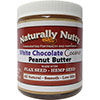 Naturally Nutty White Chocolate Coconut Peanut Butter 8 oz - 7 Servings