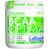NutraKey BCAA Optima Recovery Complex Blue Raspberry Thunder 441 gm - 30 Servings