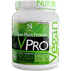 NutraKey V Pro Vegan Protein Chocolate 1 lb - 15 Servings