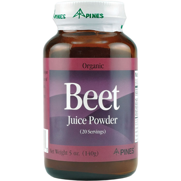 Pines international beet juice powder