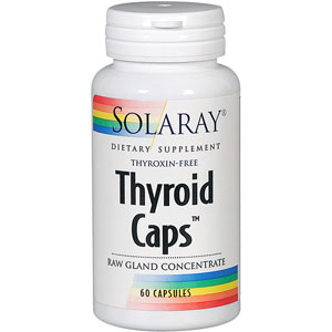Solaray Thyroid Caps