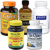 ANTI-VIRAL STACK! Vitamin D3, MRS Mushroom, Yin Chiao-Echinacea, Ester-C, Elderberry